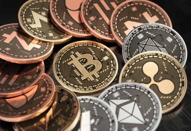 ビットコインを中心とする各種仮想通貨