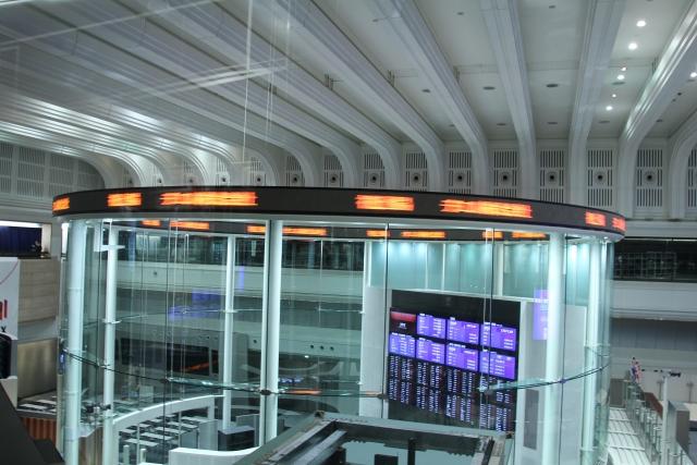 株式を扱う証券取引所